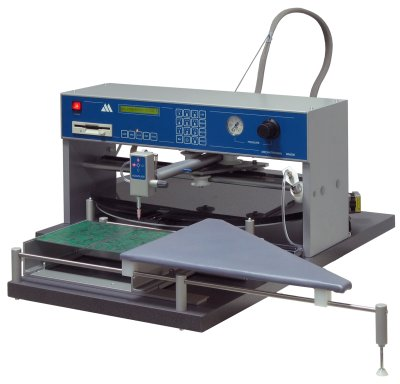 MM500 Semi-automatic Pick and Place System