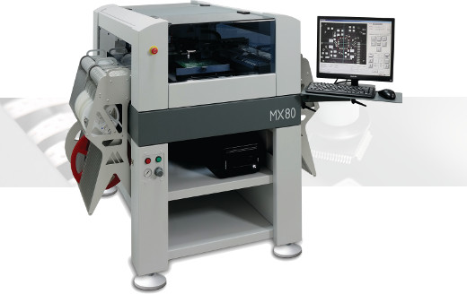 MX80 Pick and Place System